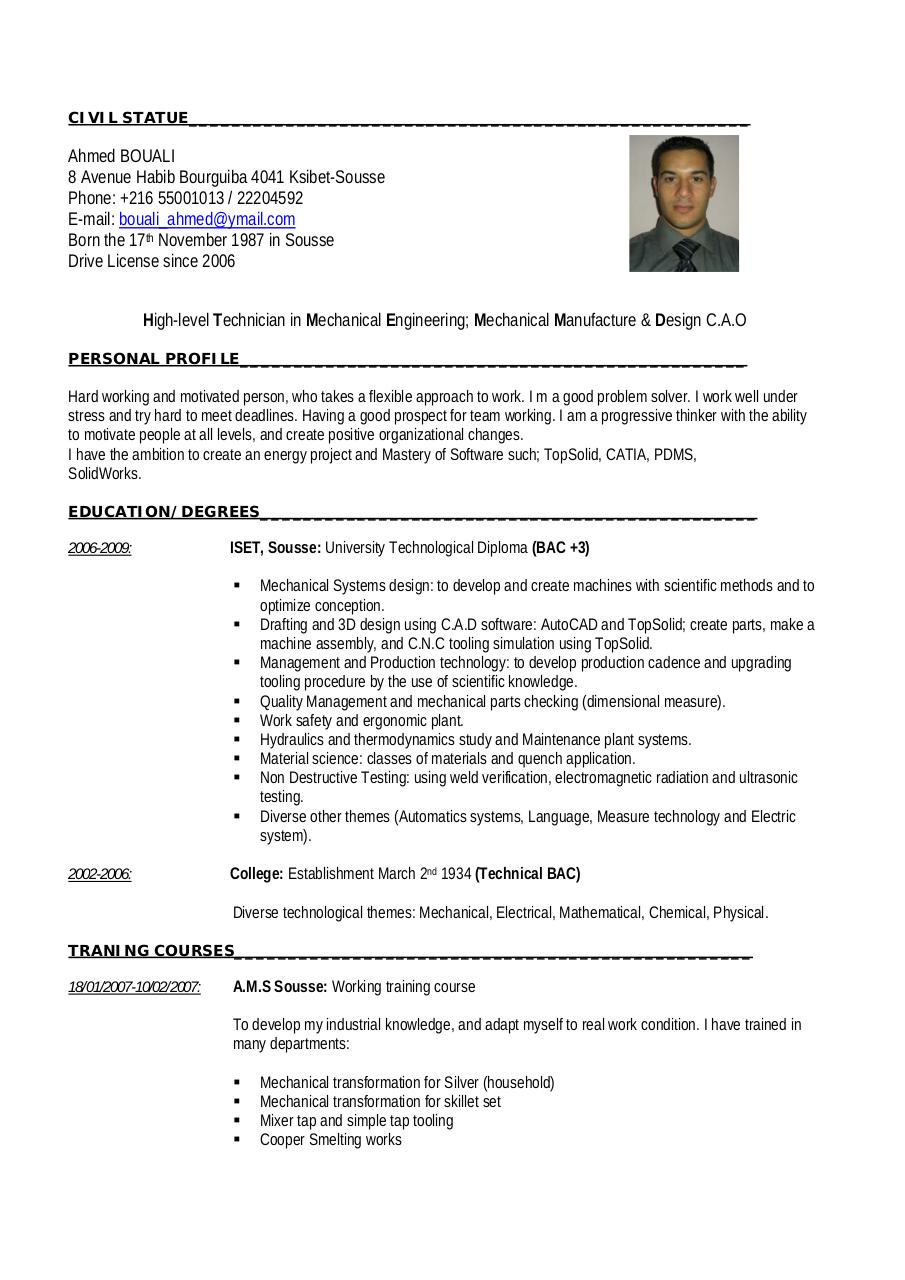 Document preview CV EN.pdf - page 1/2