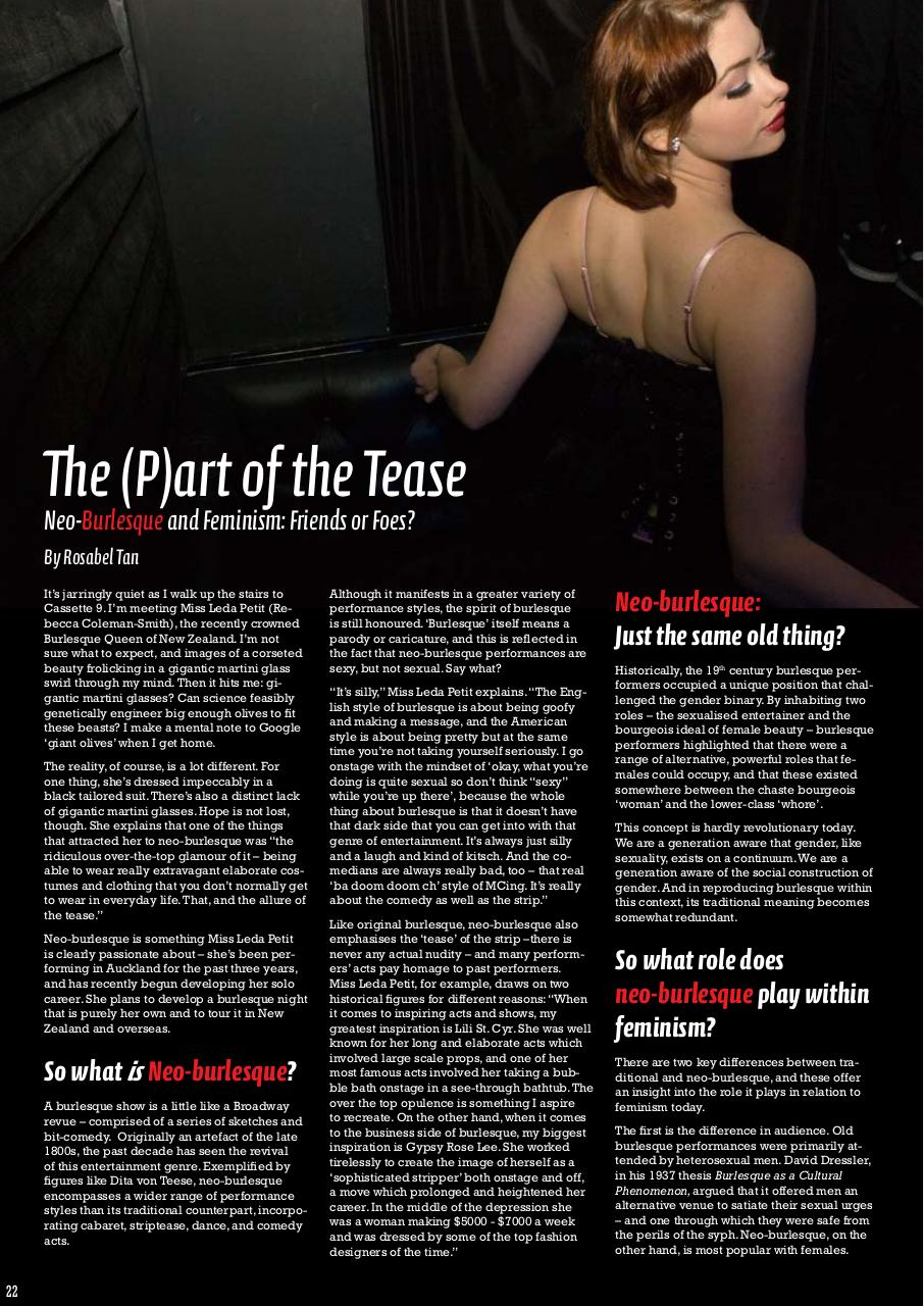 The (P)art of the Tease.pdf - page 1/3
