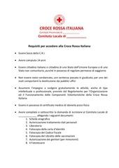 PDF Document modulo iscrizione cri