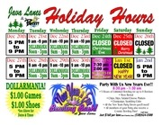 PDF Document holiday hours xmas