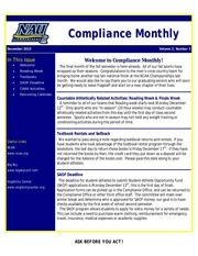 compliancenewsletter december2010