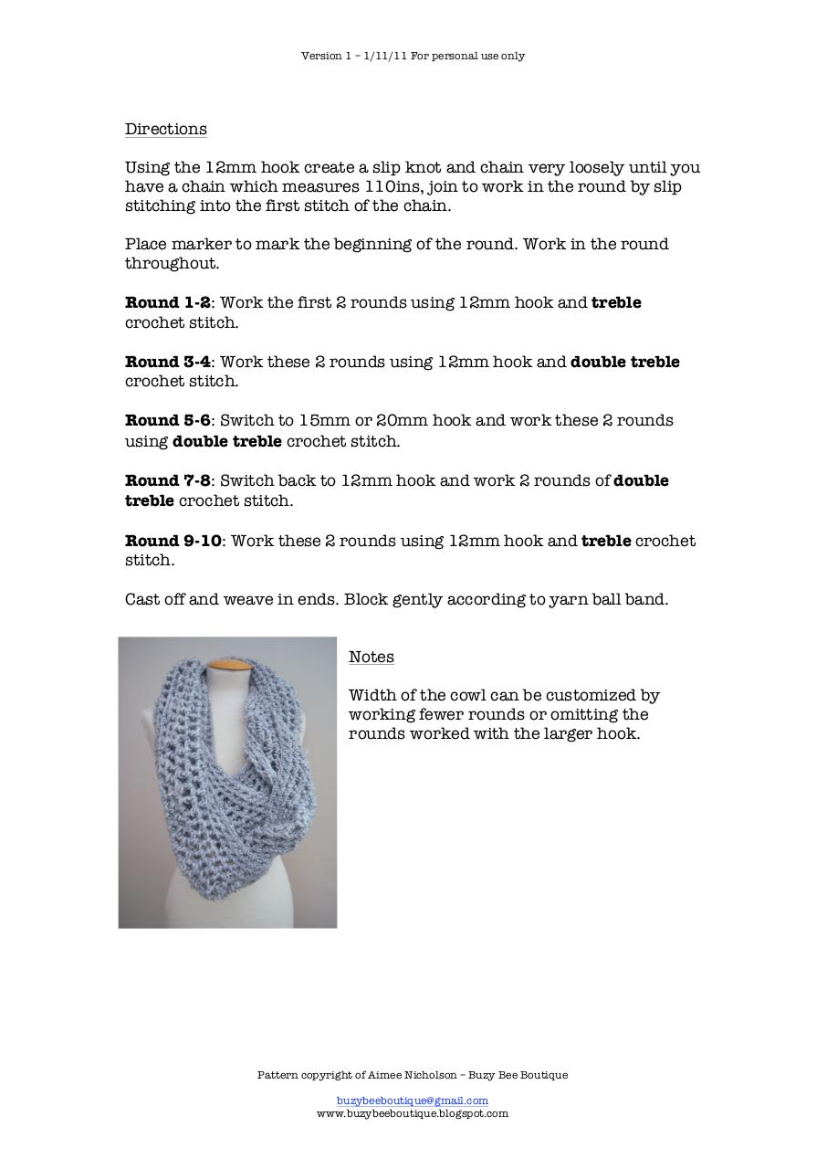 Preview of PDF document great-big-hug-cowl-pattern-version-1.pdf - Page 2/2