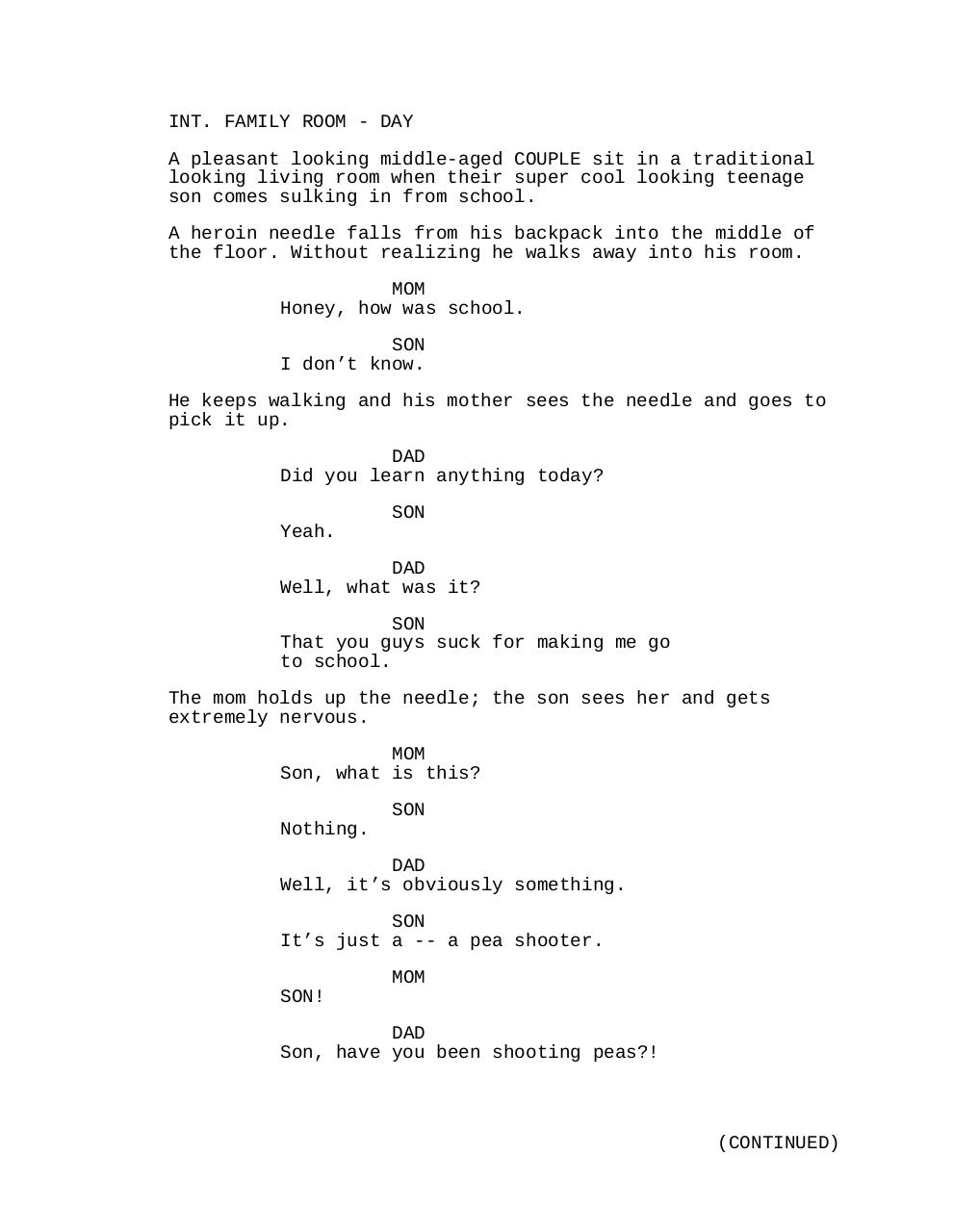 Document preview The Junkie and the Pea Shooter.pdf - page 2/5