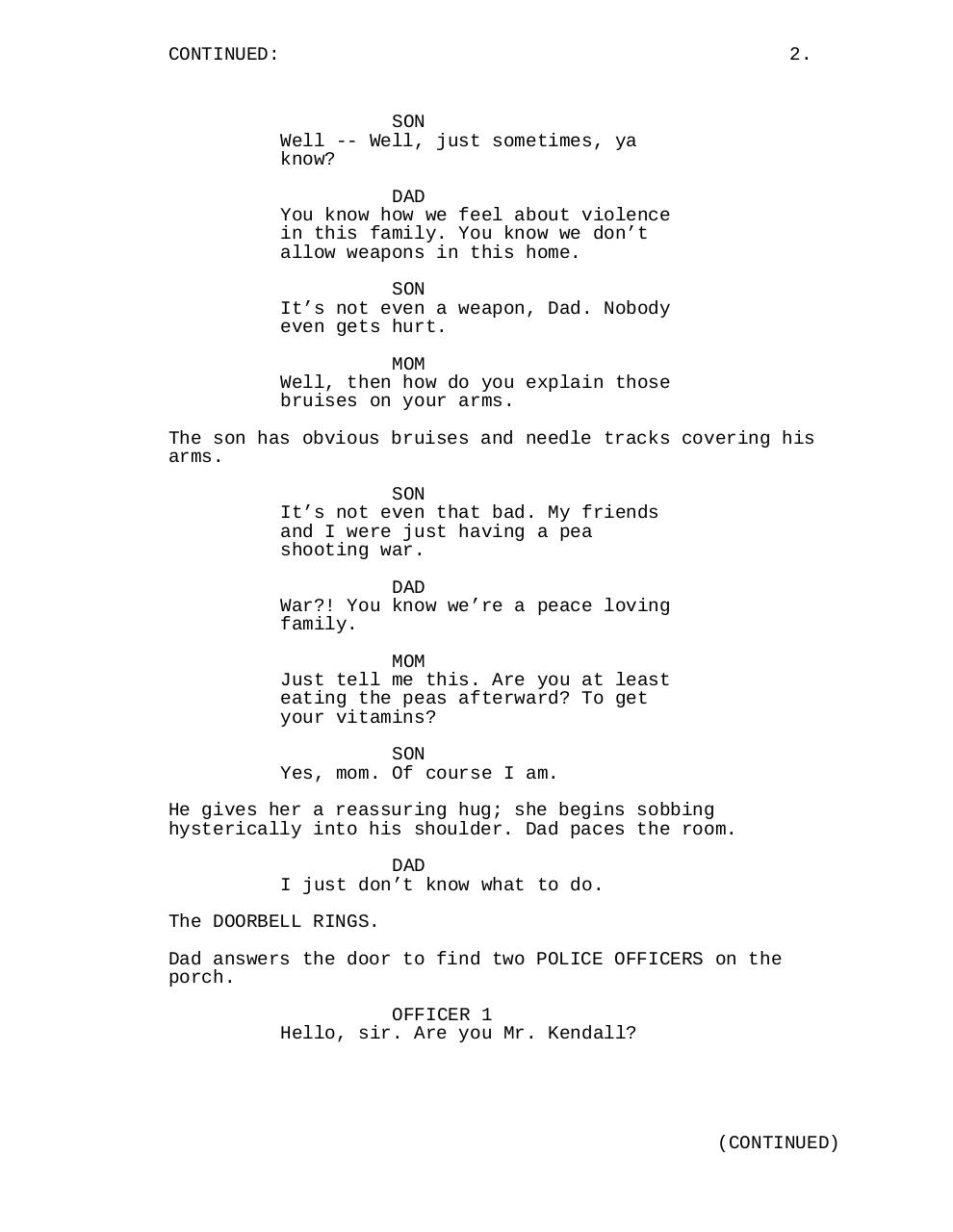 Document preview The Junkie and the Pea Shooter.pdf - page 3/5