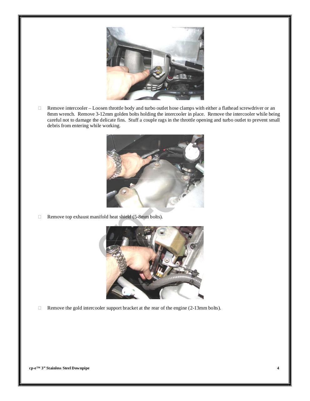 Compressed Downpipe MazdaSPEED6.pdf - page 4/10