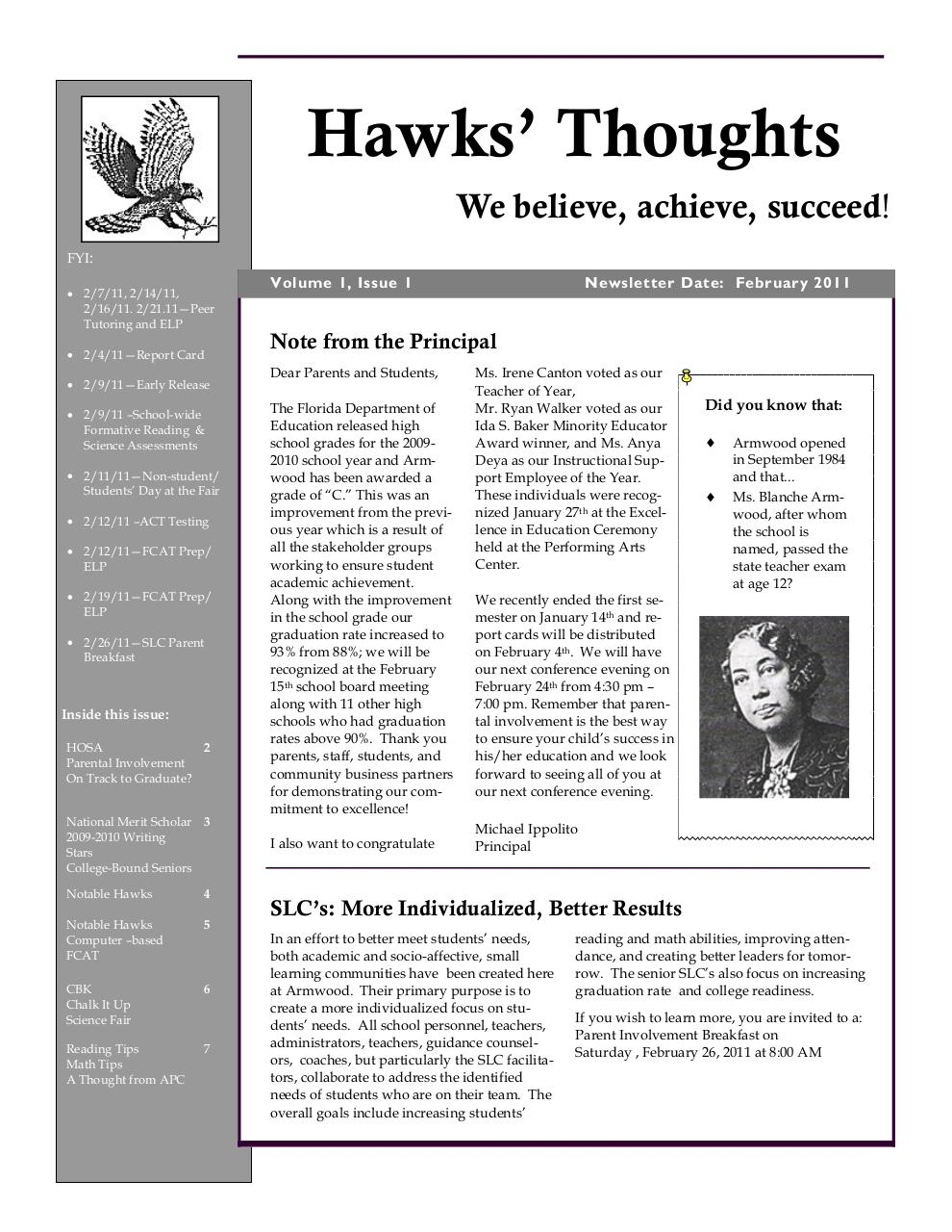 Hawk_Thoughts_February.pdf - page 1/8