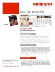 solution 003 successguide