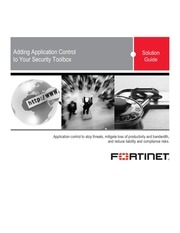fortinet application control