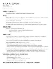 kylacovert resume