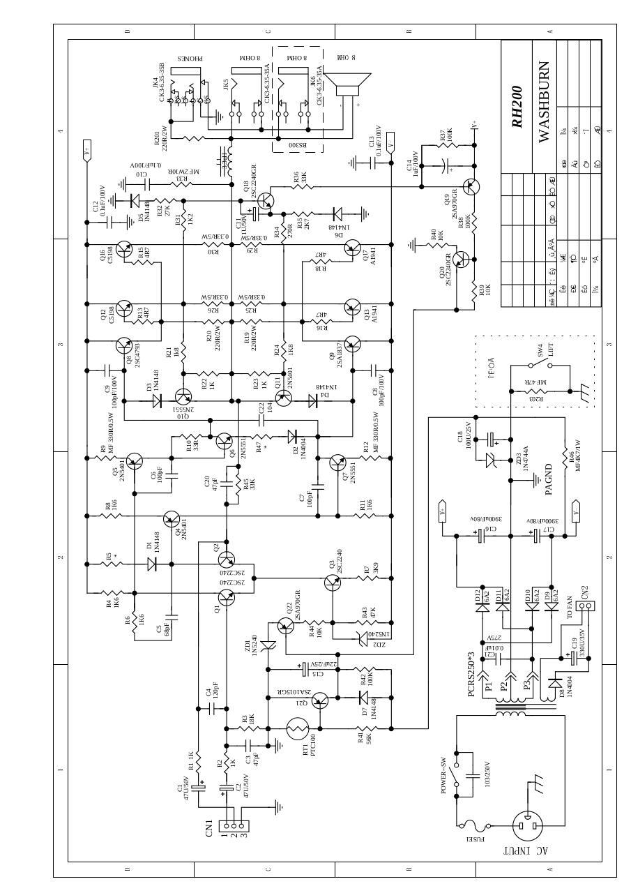 rh200 schematics