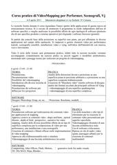 PDF Document programma videommapping
