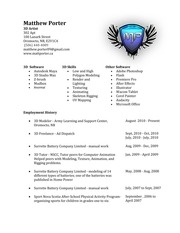 PDF Document matthewporterresume