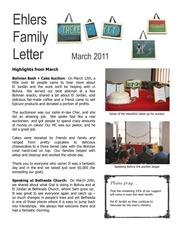ehlers family letter mar 2011