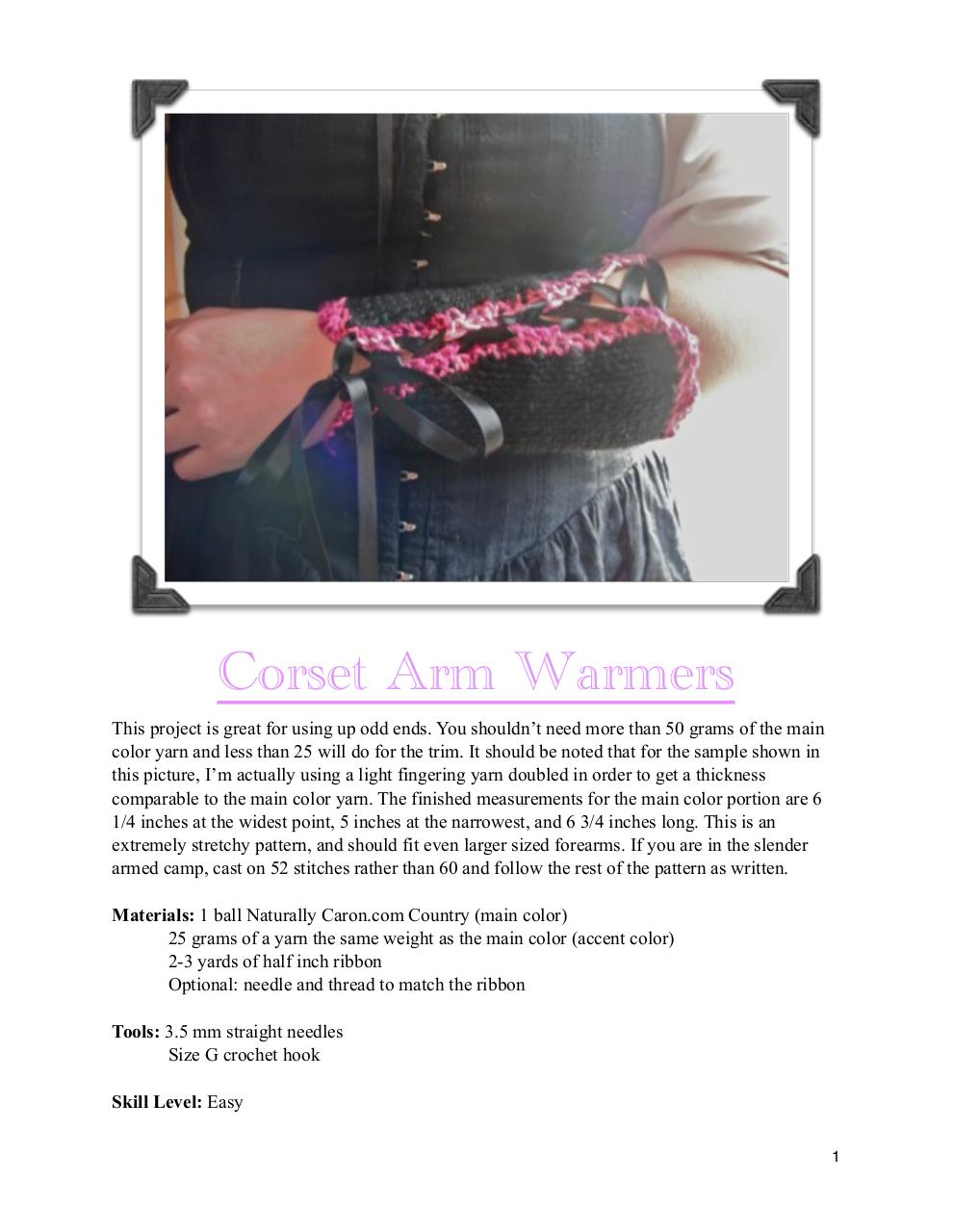 Corset Armwarmers.pdf - page 1/3