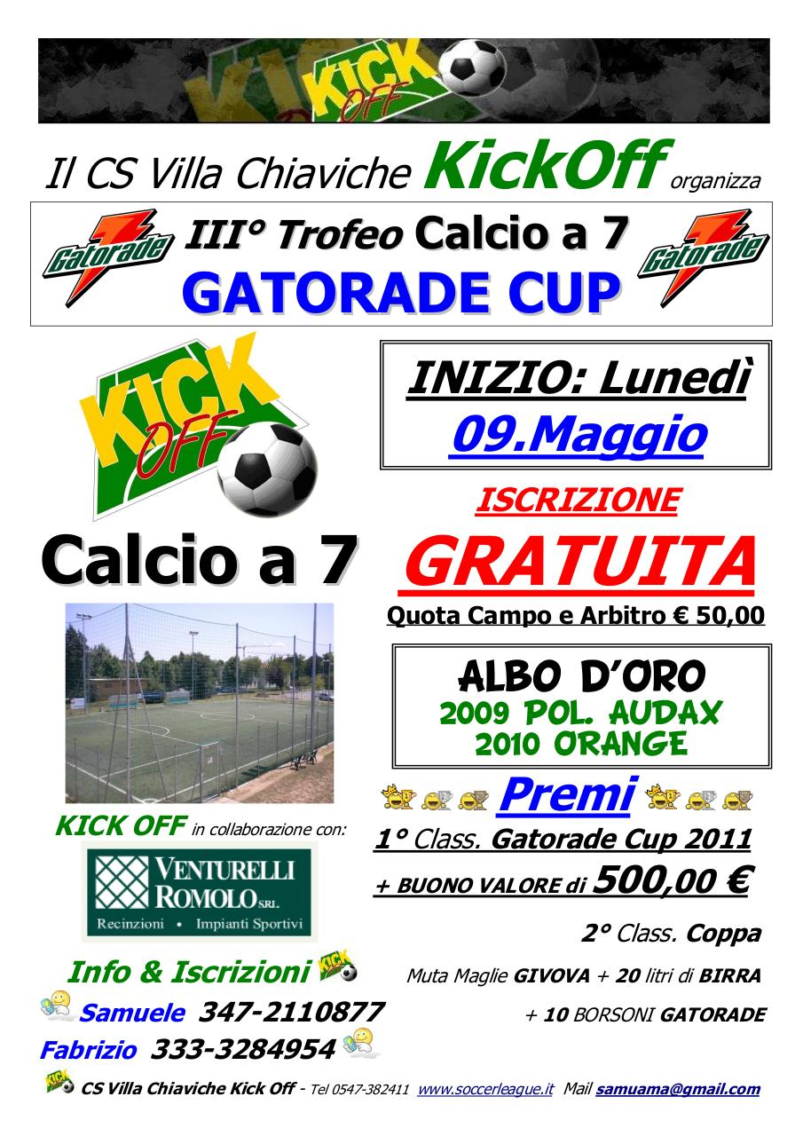 Document preview 2011 II° Trofeo Gatorade Cup Locandina.pdf - page 1/1