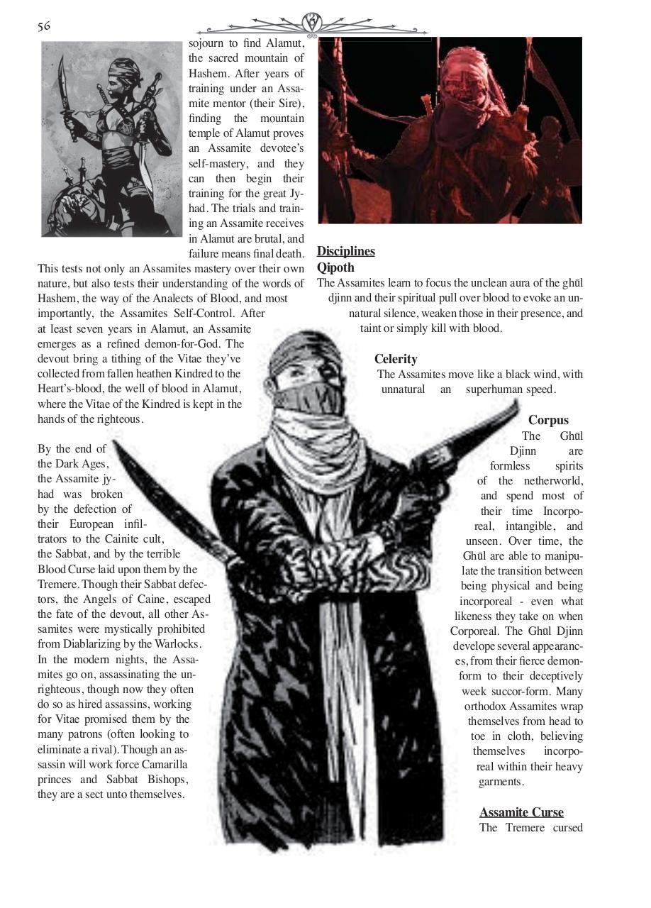 Document preview Chronical Guide VtM PGs 56-60.indd.pdf - page 1/5