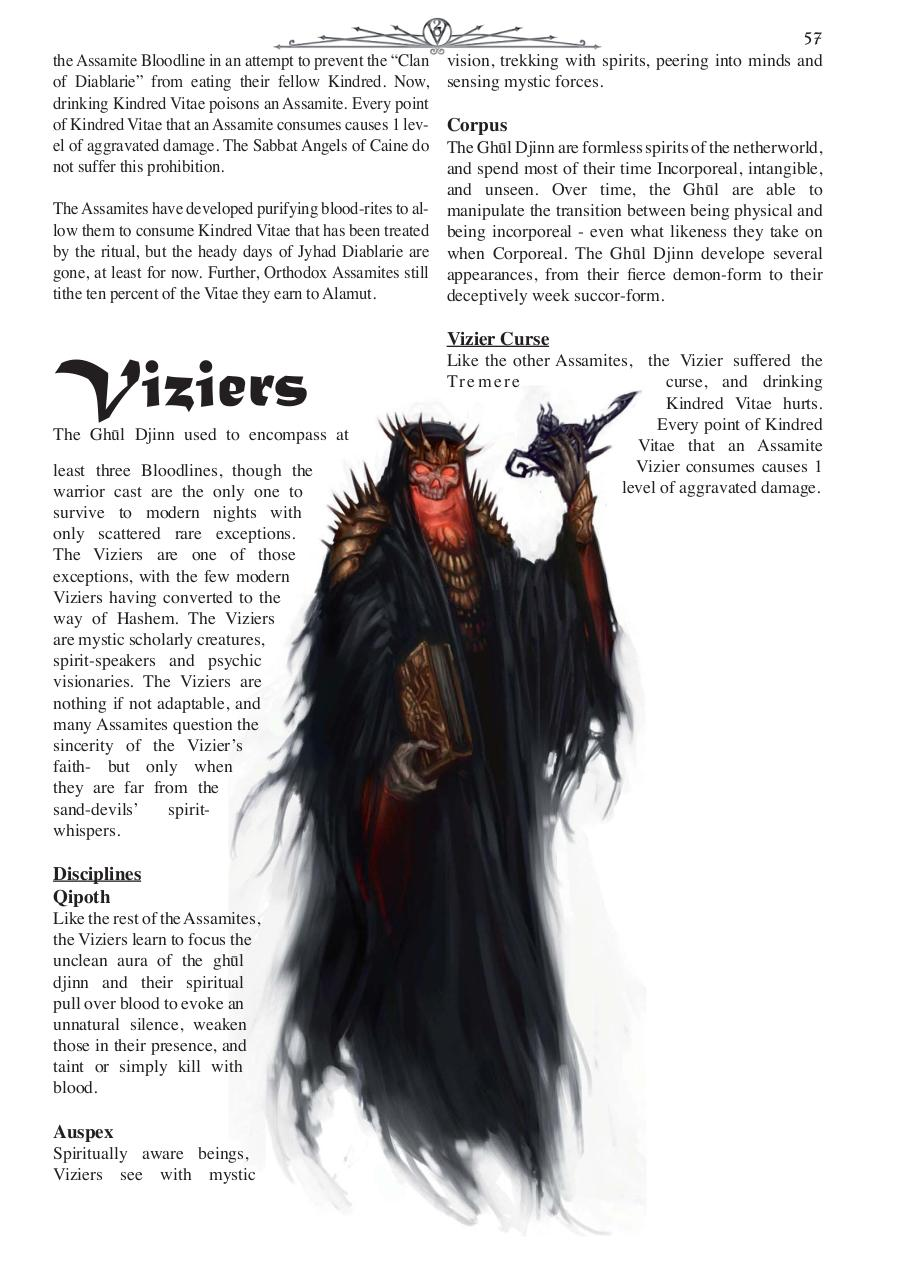 Document preview Chronical Guide VtM PGs 56-60.indd.pdf - page 2/5