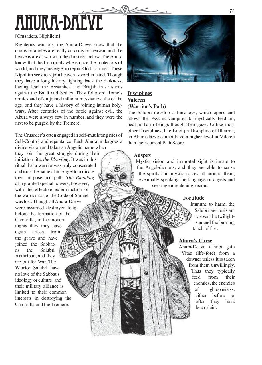 Document preview Chronical Guide VtM Pgs 71-75.indd.pdf - page 1/5