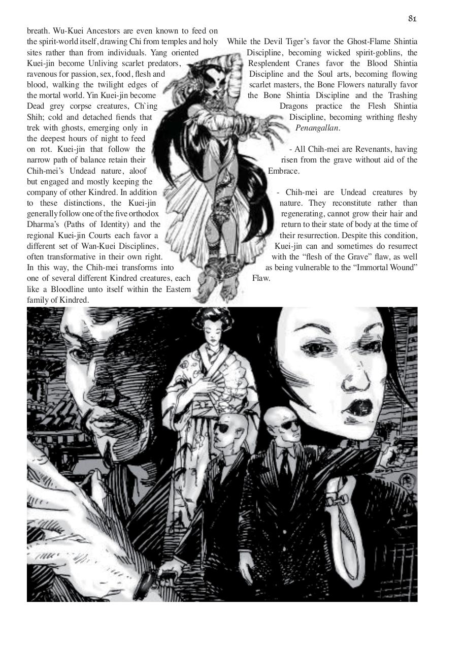Document preview Chronical Guide VtM Pgs 81-85.indd.pdf - page 1/5