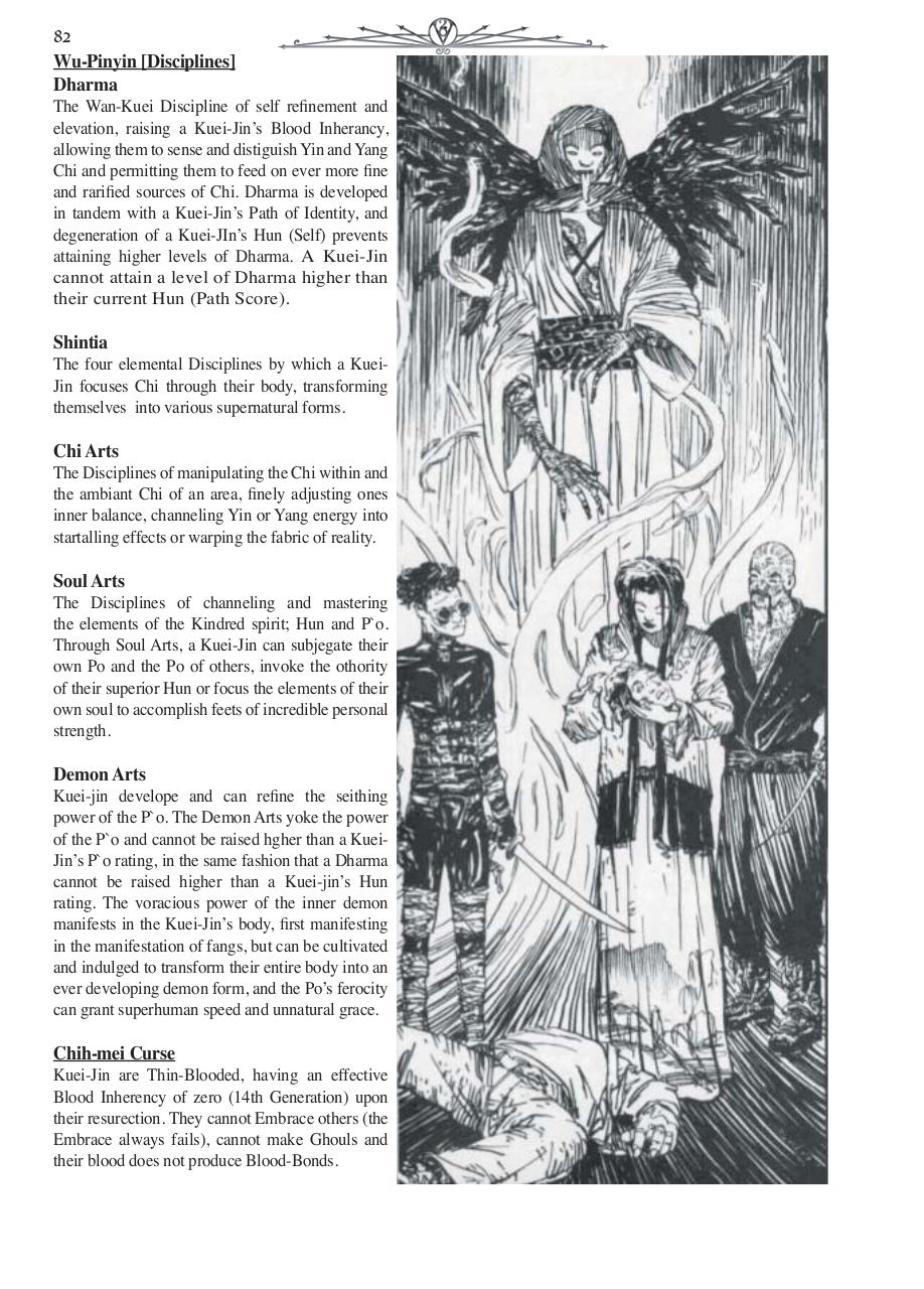 Document preview Chronical Guide VtM Pgs 81-85.indd.pdf - page 2/5