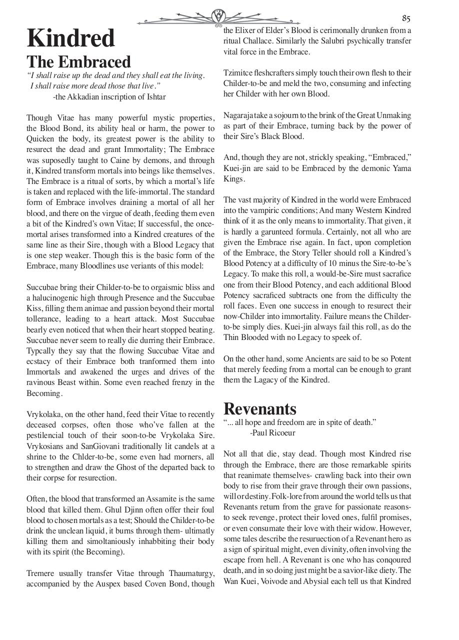 Document preview Chronical Guide VtM Pgs 81-85.indd.pdf - page 5/5