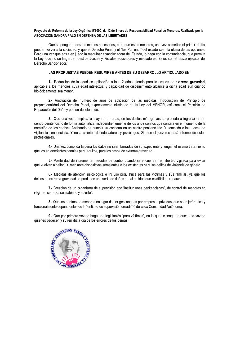 Document preview Proyecto de Reforma de la Ley Orgánica 5.pdf - page 3/3