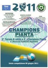 torneo c5 pianta 2011