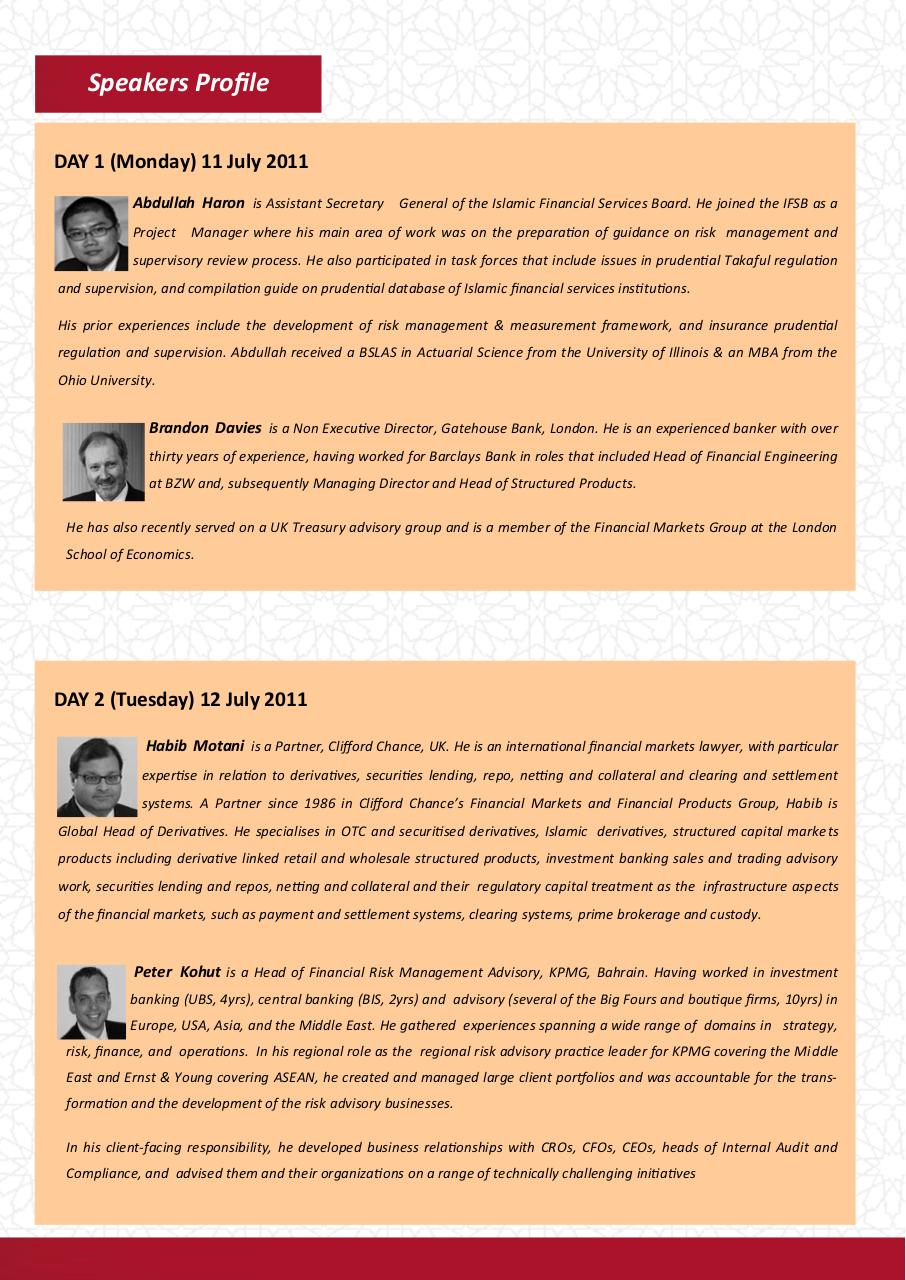 Document preview Basel III - The Speakers- .pdf - page 1/1