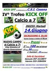 2011 iv trofeo kickoff 7 locandina