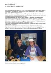 beach tennis articolo finale 2011