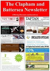 the clapham and battersea newsletter
