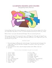 PDF Document 18 colors and 18 shapes