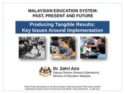 PDF Document session 1 zahri aziz producing tangible results 31 may 2011