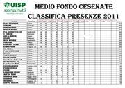 classifica societa cumulativa m f al 2 giugno 2011