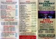 PDF Document broadway grill menu