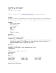 anthonysimpson resume