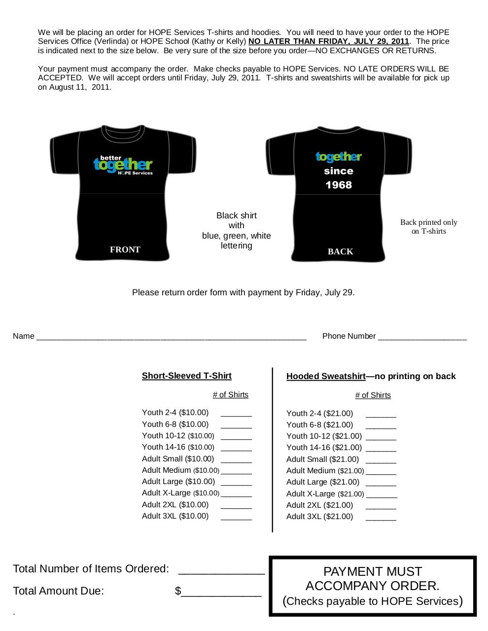 Document preview HOPE T-shirts.2011.pub.pdf - page 1/1