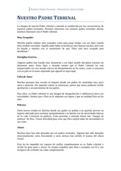 PDF Document nuestro padre terrenal