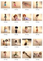 dolls by arlond