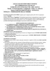 c5 materiale iscrizione s s 2011 2012