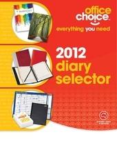 oc diary brochure 2012