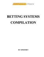PDF Document betting systems compilation