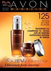 avon magazine 14 2011