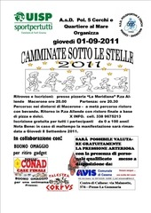 camminate sotto le stelle 01 09 11 15 09 11