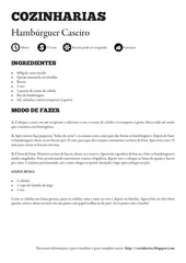PDF Document hamburguer