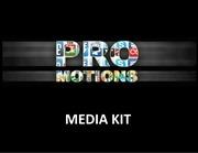 PDF Document pro motions media kit