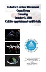 ped echo open house for october