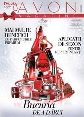 avon magazine 16 2011