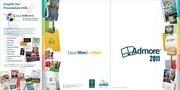 2011 admore presentation folder line