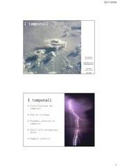 i temporali